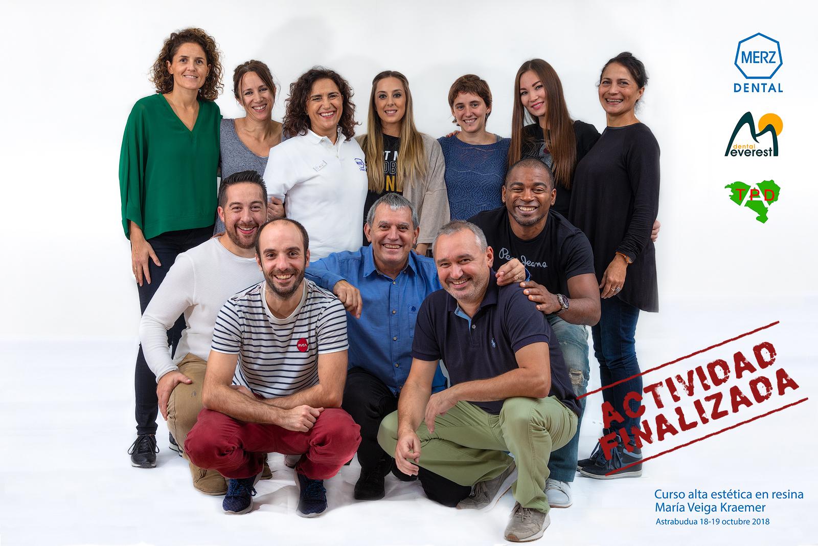 Curso Alta Estética Dental 19-20 Octubre 2018