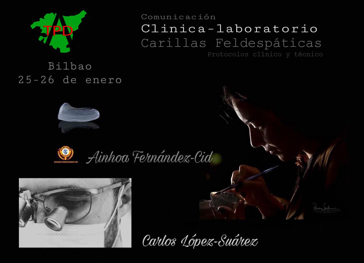 Comunicación Clínica – Laboratorio Carillas feldespáticas 25-26 Enero 2019