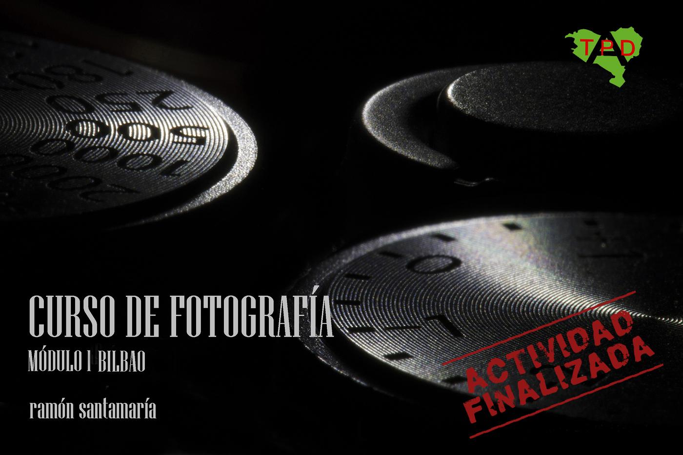 Curso de Fotografía 11 -12 de Enero 2019