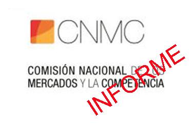 Informe de la CNMC
