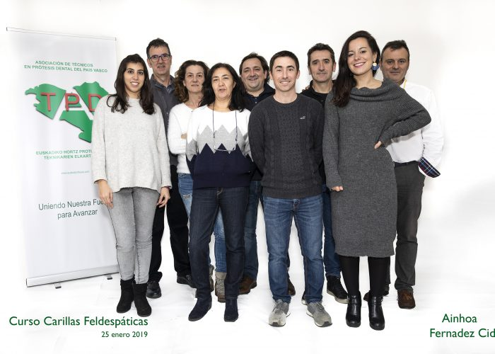 Final carillas Feldespáticas con Ainhoa Fernandez