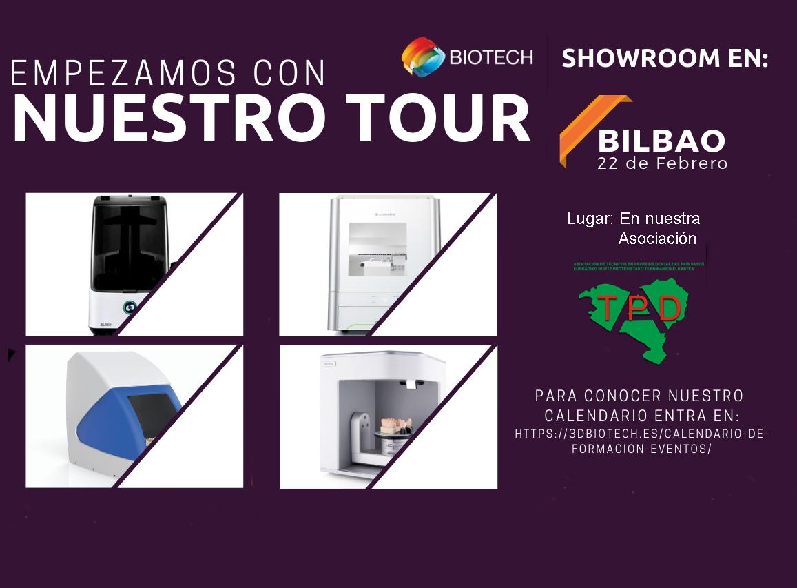 SHOWROOM  BIOTECH                  22 DE FEBRERO 2019