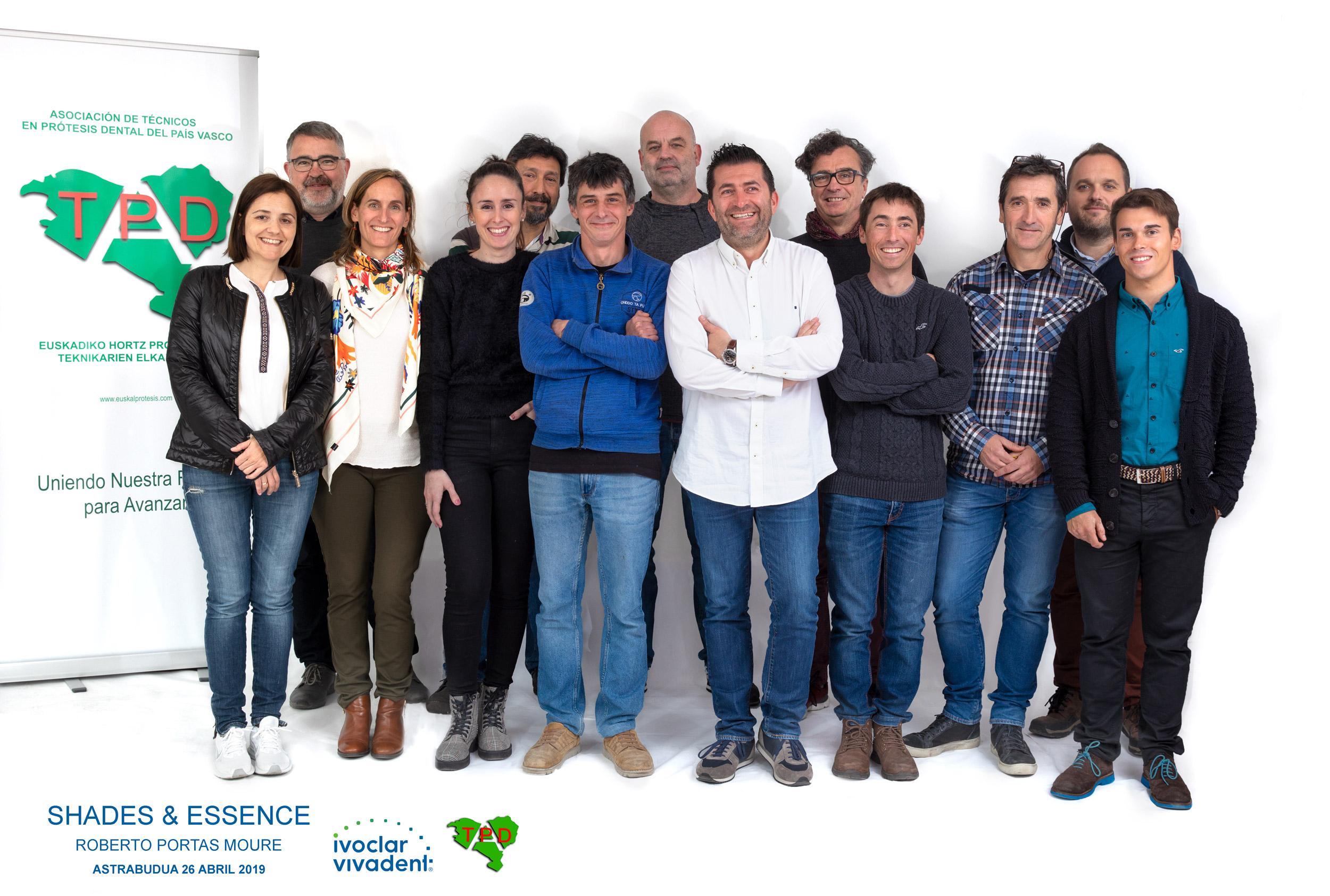 Final curso Roberto Portas   Shades & essence