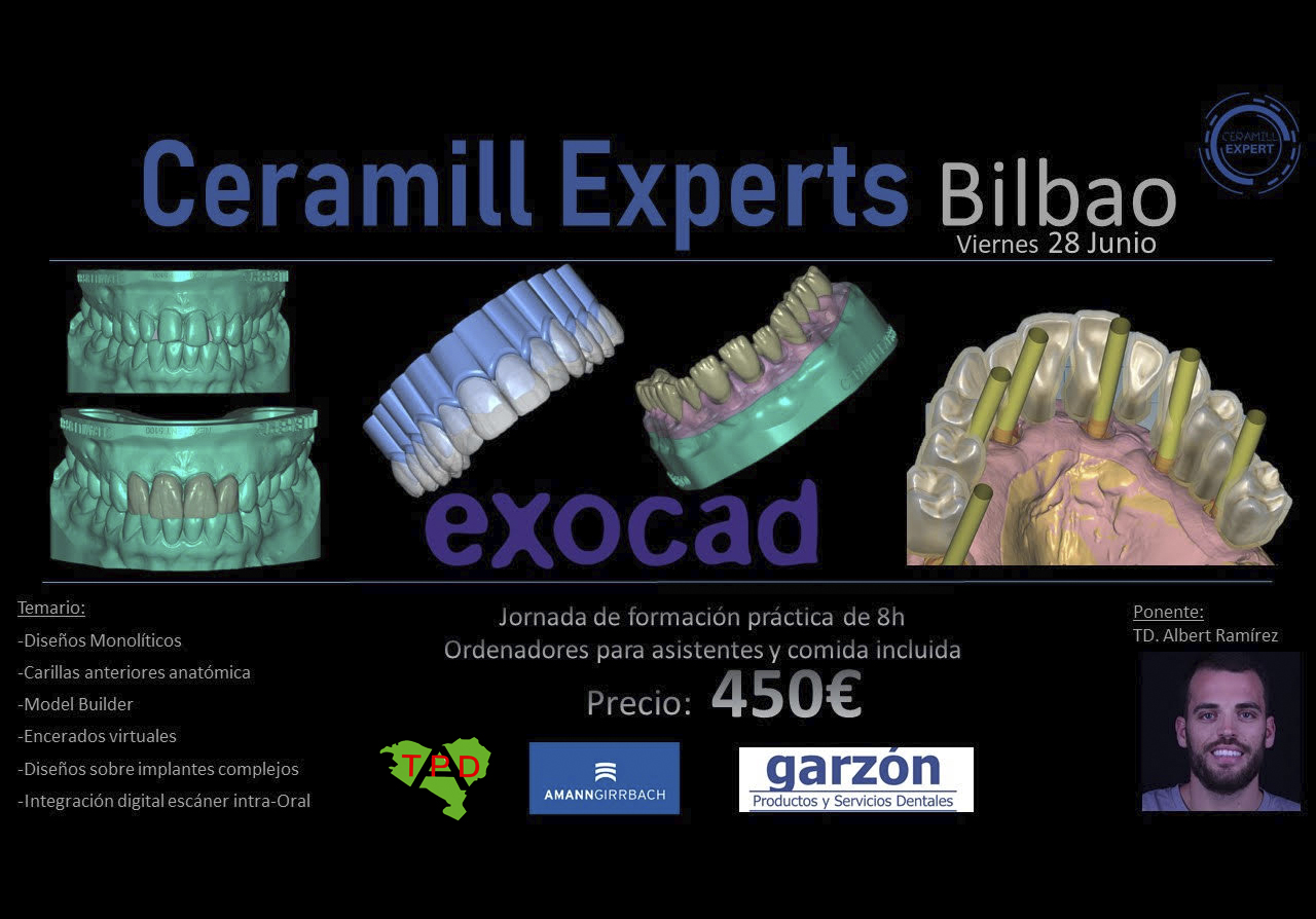 CERAMILL EXPERTS BILBAO