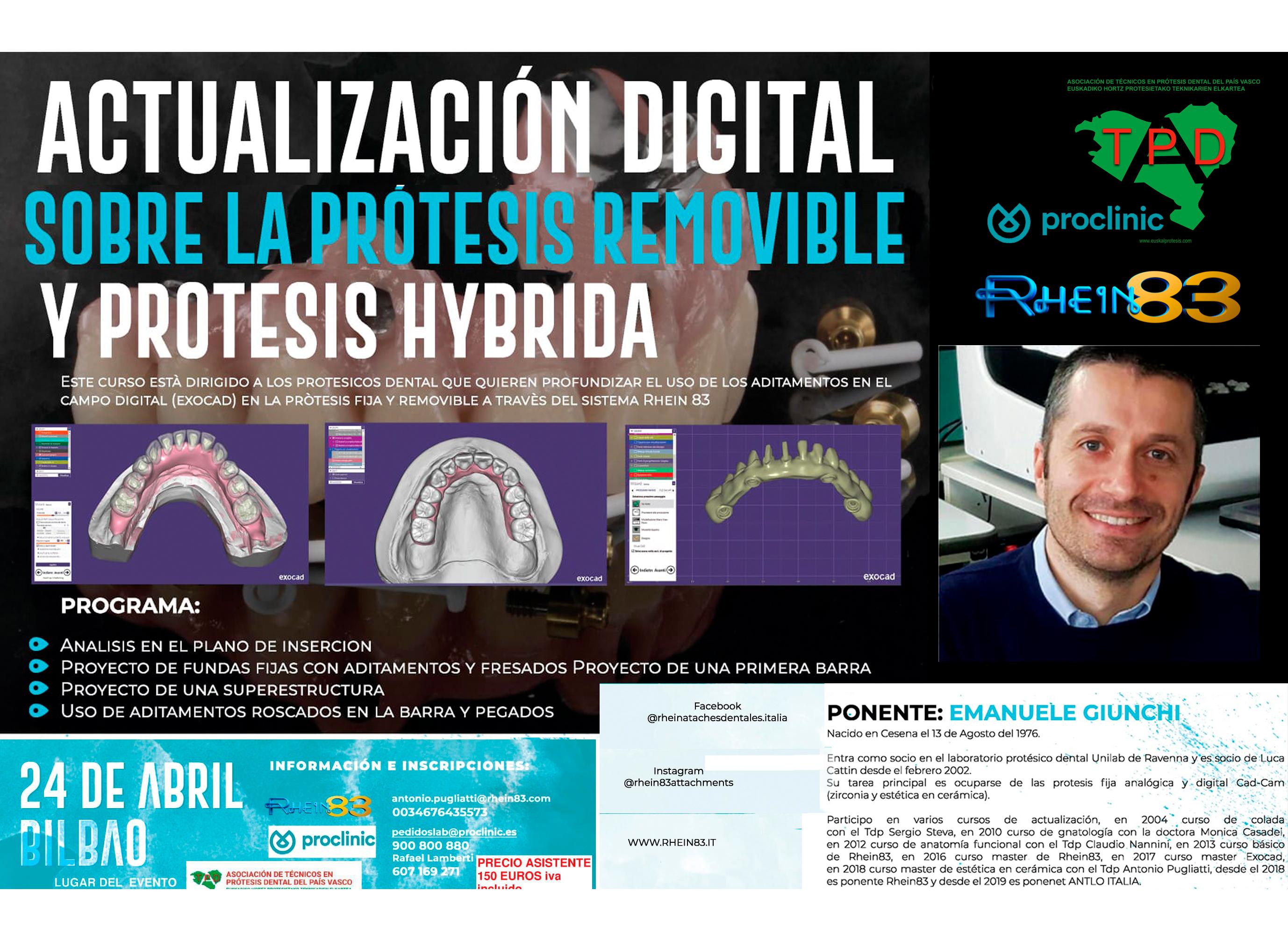 Actualización Digital   Prótesis Removible