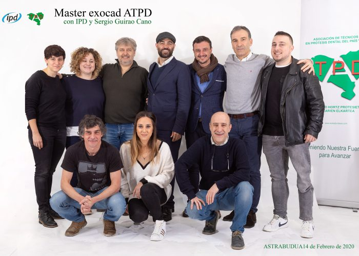 Master ATPD, esta vez IPD
