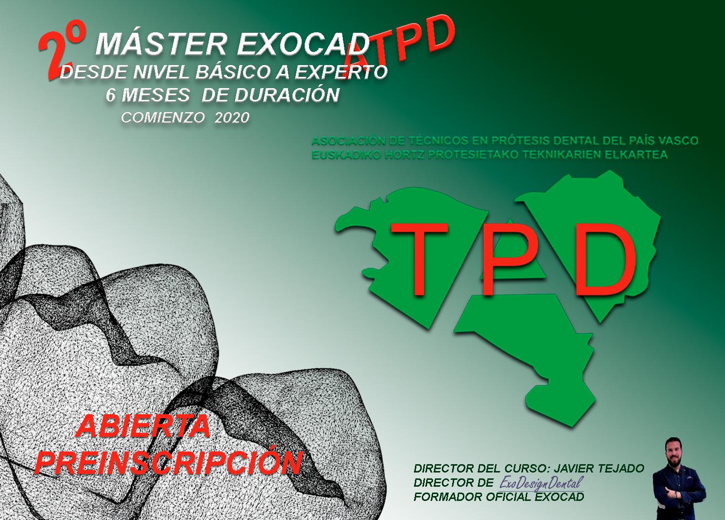 2ºMASTER EXOCAD ATPD  (COMPLETO)