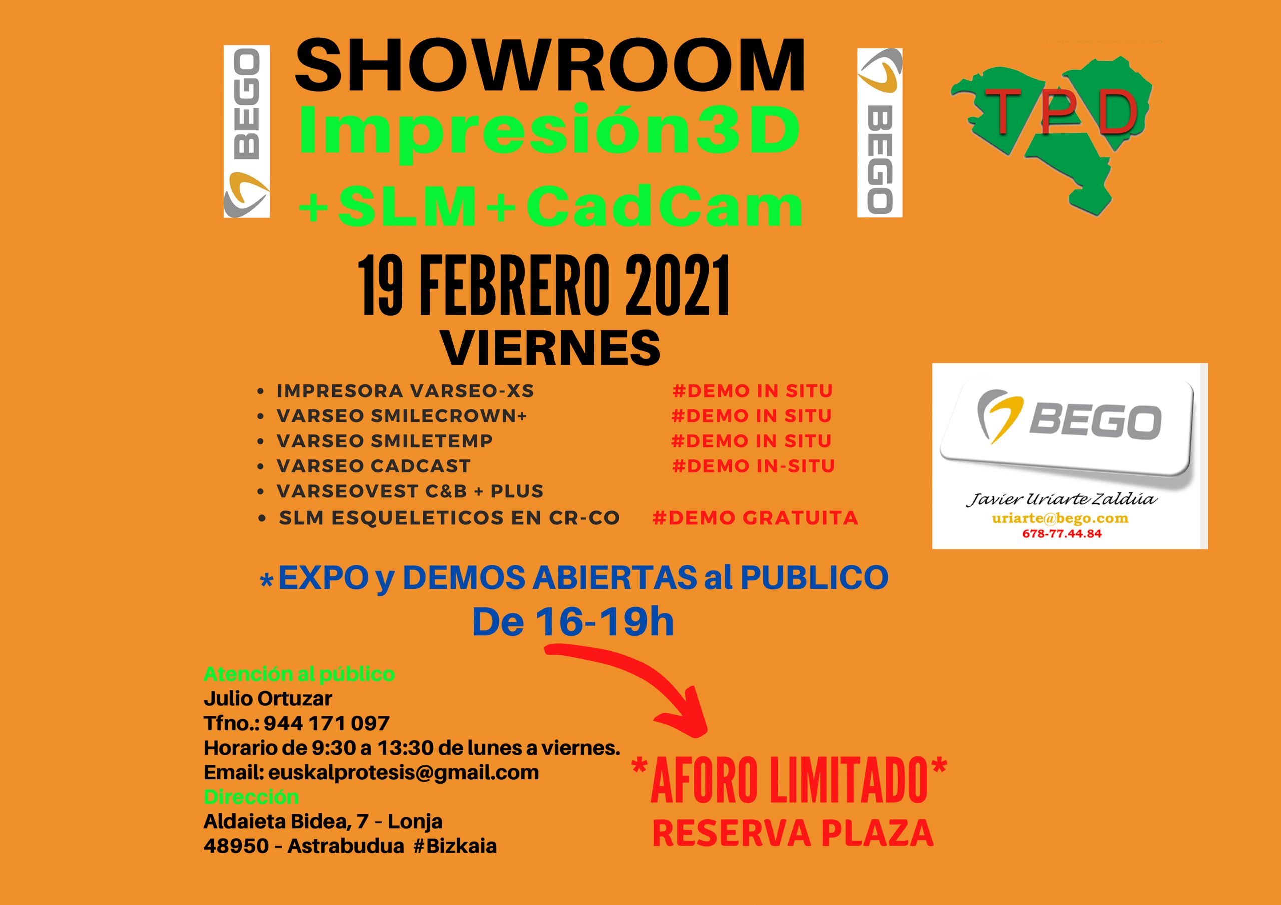 Showroom BEGO